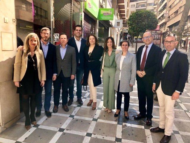 """Jaén.-PP valora la disposición de la Junta para """"tender mano al sector del aceit"""