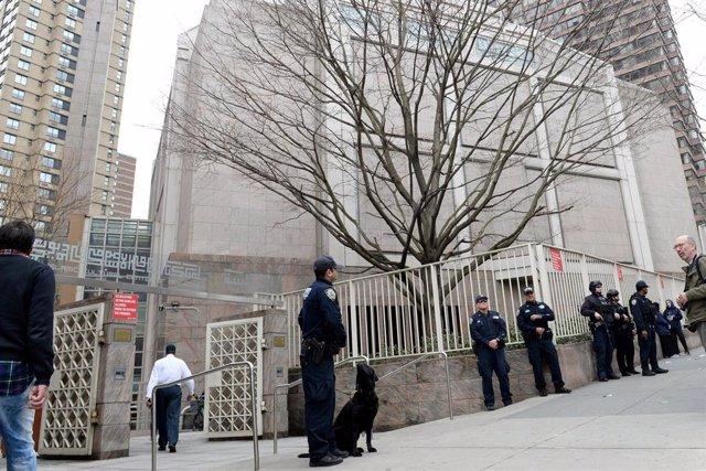 EEUU.- EEUU refuerza la seguridad en las mezquitas tras el atentado en Nueva Zel