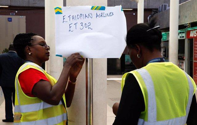 Economía.- Ethiopian Airlines suspende el uso de sus Boeing 737 MAX de manera in