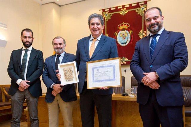 Sevilla.-El decano del Colegio de Abogados nombrado presidente de Honor de la As