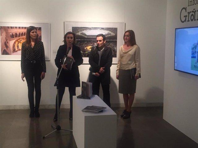 Gamarra destaca los 25 años continuados de la muestra 'Informadores Gráficos' qu