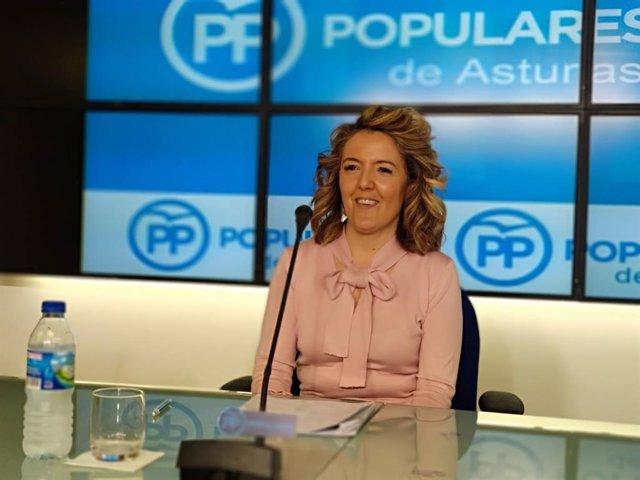 """AV.- Teresa Mallada (PP) descarta dimitir y asegura que """"nadie dijo que no se pu"""