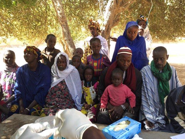 En el centro de Malí, la violencia, el toque de queda y las inundaciones limitan