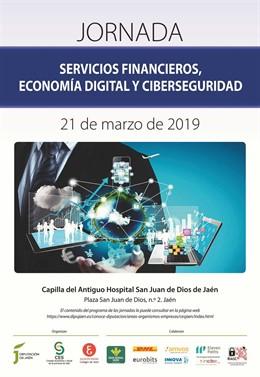 Jaén.- MásJaén.- El CES Provincial celebra una jornada sobre servicios financier