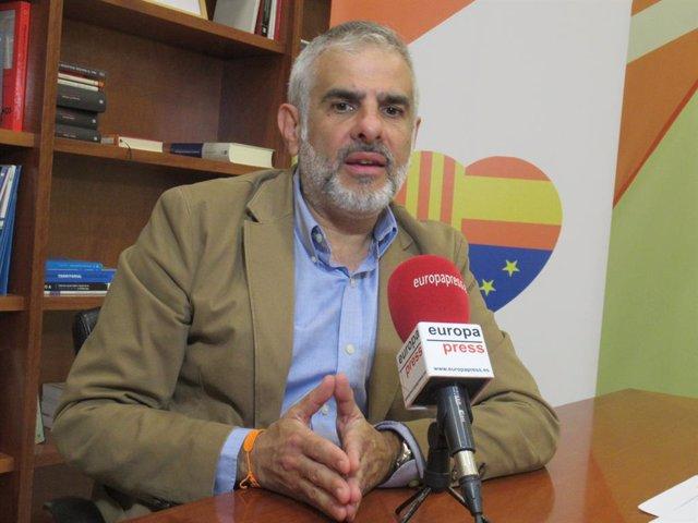 """Cs preveu denunciar Buch per prestar escorta a Puigdemont: """"És una malversació"""