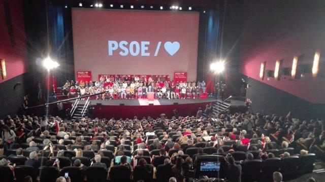 """Pepu Hernández recalca que Madrid lleva """"mucho tiempo esperando al PSOE"""": """"No le"""