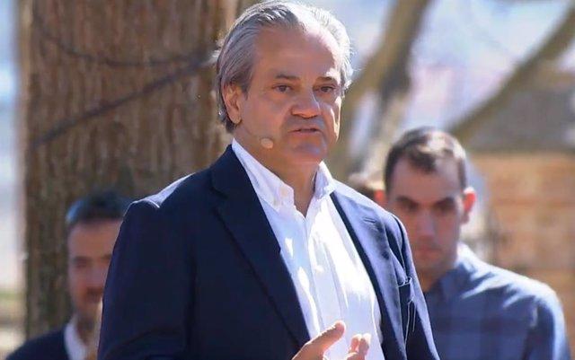 AMP.- 28A.- Marcos de Cinqu, ex-vicepresident de Coca-cola, 'número dos' de Ciu