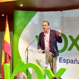 """28A.- Ortega Smith Señala Que Los Ciudadanos Responderán A La """"Absurda"""" Pretensi"""