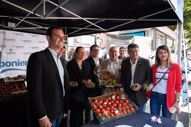 SaboresAlmería.- Diputación y la marca 'Sabores Almería' participan en la celebr