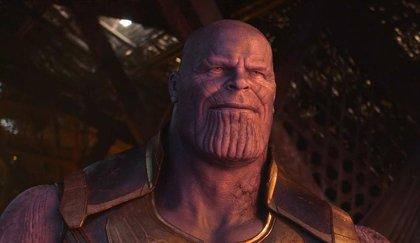 Primera imagen oficial de Thanos en Vengadores: Endgame