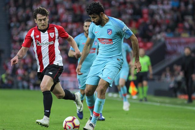 Soccer: La Liga - Athletic de Bilbao -Atletico de Madrid