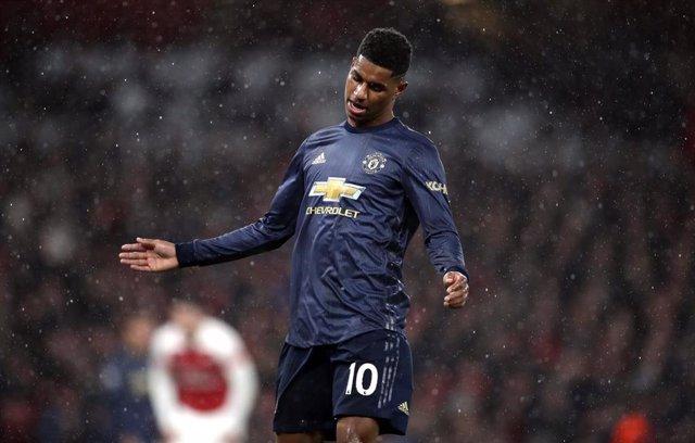 England Premier League - Arsenal vs Manchester United
