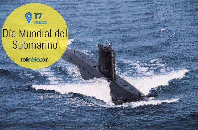 17 De Marzo: Día Mundial Del Submarino, ¿Conoces El Motivo De Esta Efeméride?