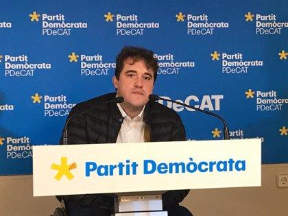 La dirección del PDeCAT se reunirá este lunes tras la crisis abierta por las listas