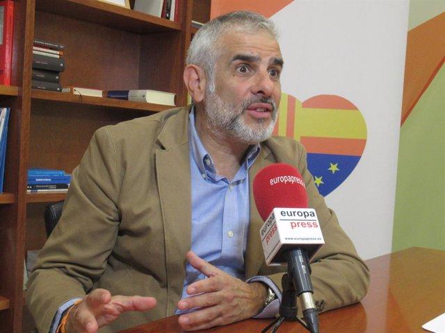 """28A.- Cs Manté El Veto """"Incondicional"""" A Pactar Amb Sánchez Però No En Autono"""