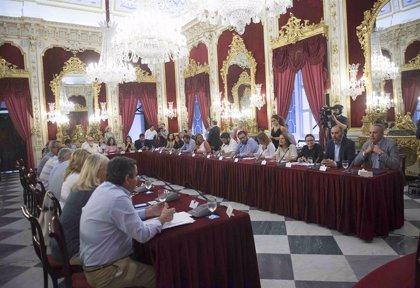 El PSOE exige en Diputación de Cádiz el cumplimiento íntegro de la Ley de Memoria Histórica de Andalucía