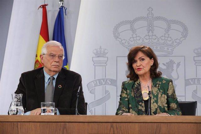 El Consejo de Ministros aprueba este viernes la firma del acuerdo de fiscalidad