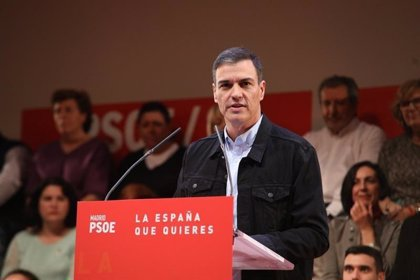 Sánchez promete que no habrá independencia de Cataluña bajo un Gobierno del PSOE