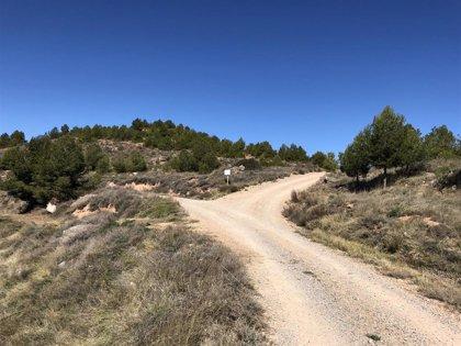 Aprobada la modificación del sendero del Mirador de Cuatro Cantos de Lardero para evitar su paso por el campo de tiro