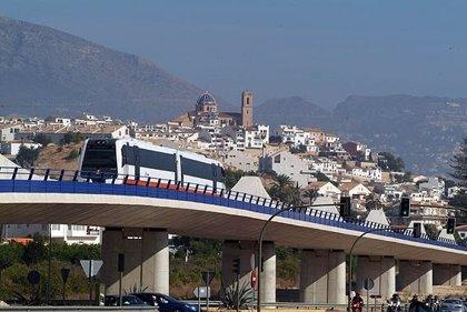 El TRAM está de cumpleaños: dos décadas desde el primer tramo entre Puerta del Mar y Albufereta