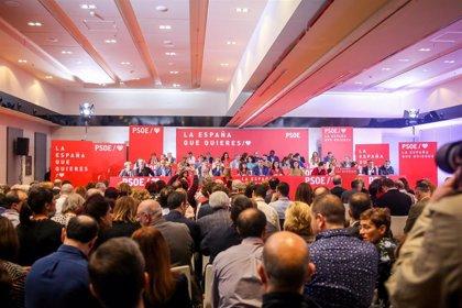 """Barbón (FSA-PSOE) celebra que su partido haya """"solventado con un cierre de filas ejemplar"""" las candidaturas electorales"""