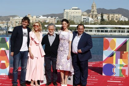 """Fernando Colomo presenta en el Festival de Málaga 'Antes de la quema', """"un dramón dentro de un thriller"""""""