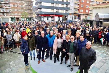 """Ortuzar denuncia el """"circo-zoco"""" español y reivindica el voto al PNV para """"frenar a la derechona"""""""