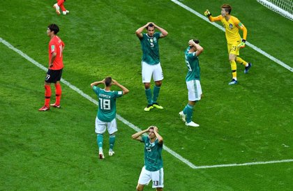 """Klinsmann: """"La selección alemana es un barril de pólvora"""""""