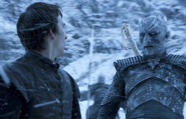 PARA DOMINGO Juego de tronos: Bran Stark y el Rey de la Noche, una guerra ancest