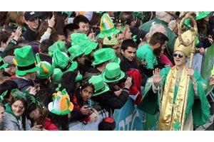 ¿Cómo se celebra San Patricio en Iberoamérica?