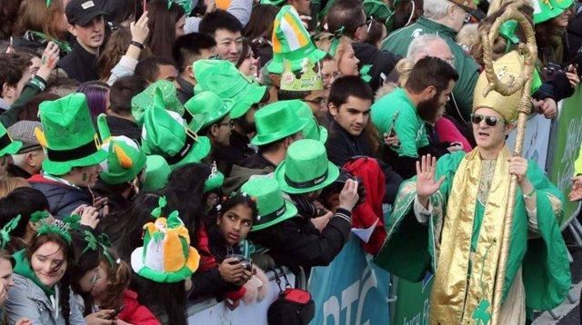 17 de marzo: Día de San Patricio en Irlanda, ¿por qué se celebra también en Iber