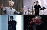 Foto: David Byrne y Trent Reznor introducirán a Radiohead y The Cure en el Rock and Roll Hall of Fame
