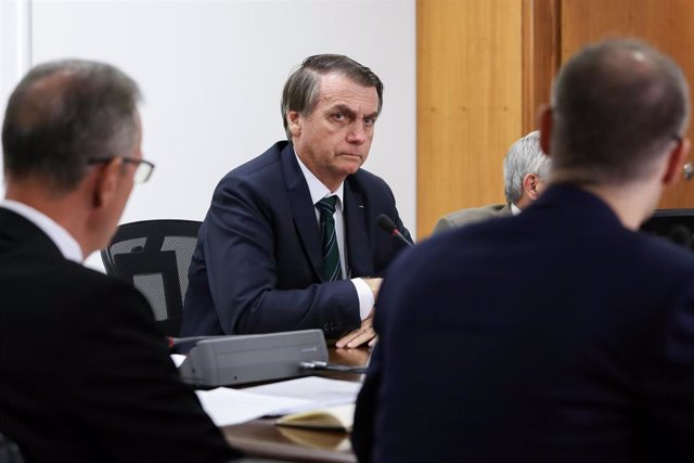 Brasil.- Bolsonaro visitará Israel a finales de marzo
