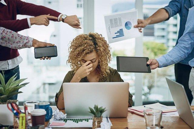 Conoce si tus niveles de cortisol, la hormona que se activa con el estrés, son t