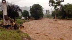 El cicló Idai deixa 89 morts al seu pas per Zimbàbue (TONY SAYWOOD / SOCIAL MEDIA)