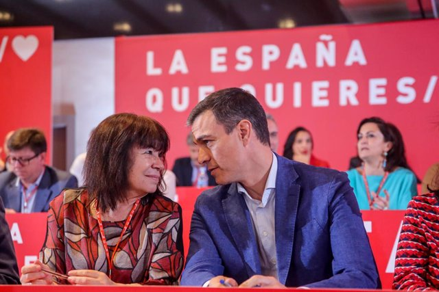 Comit Federal del PSOE on es ratifiquen les llistes electorals pel 28A i