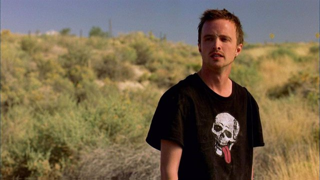 Aaron Paul (Jesse) no confirma su regreso a la película de Breaking Bad