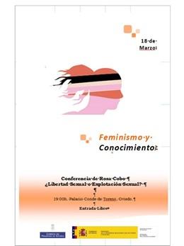 Rosa Cobo aborda este lunes la explotación sexual en Oviedo, en una conferencia