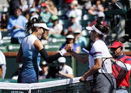 Muguruza asciende al puesto 17 en el ranking WTA