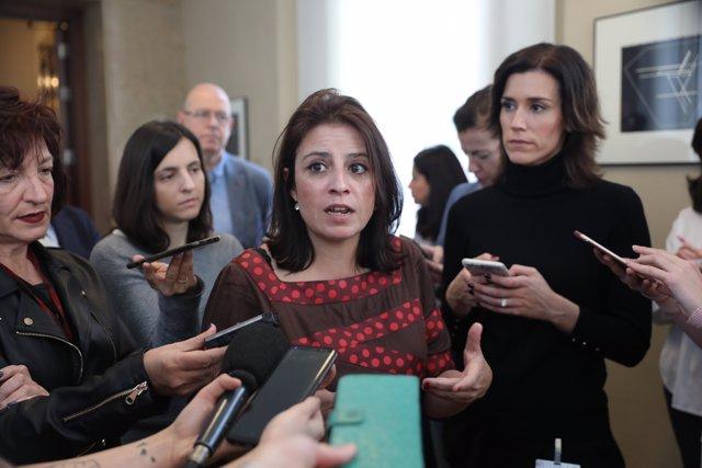Comitè Federal del PSOE on es ratifiquen les llistes electorals pel 28A i