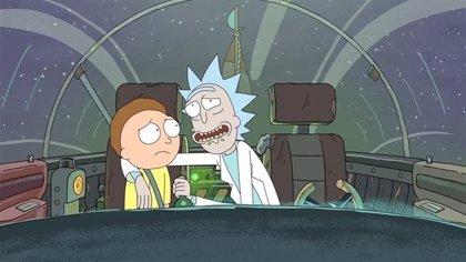 """El creador de Rick y Morty promete que la 4ª temporada está """"quedando genial"""""""
