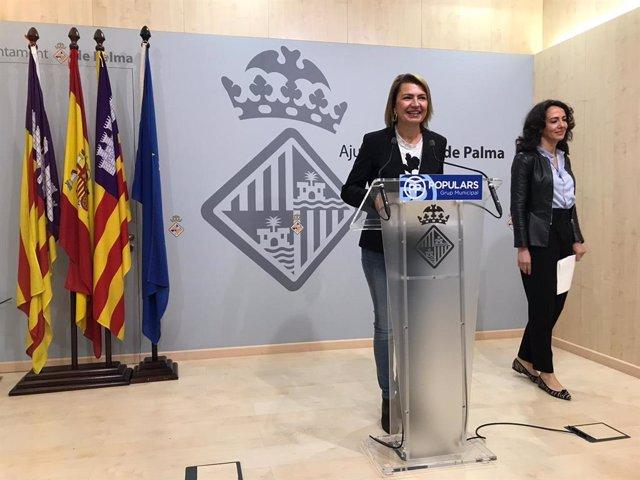 El PP de Palma presenta cinc al·legacions a la modificació de la façana maríti