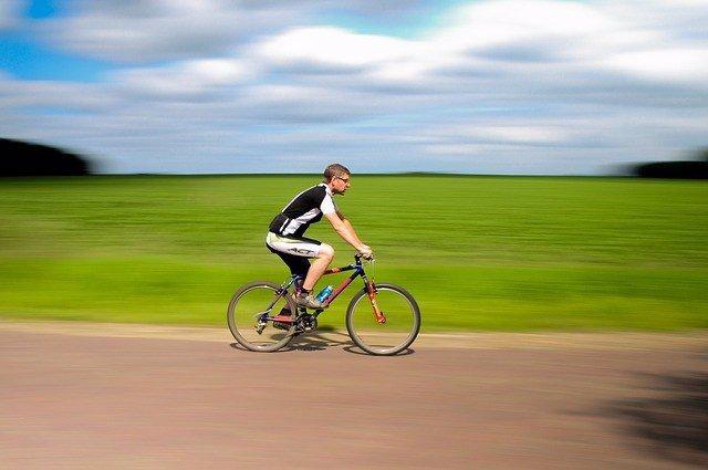 Deporte, ejercicio, ciclista, ciclismo, bicicleta