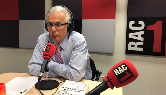 """Procés.- L'exjuez Garzón veu la declaració d'Trapero """"definitiva"""" per descart"""