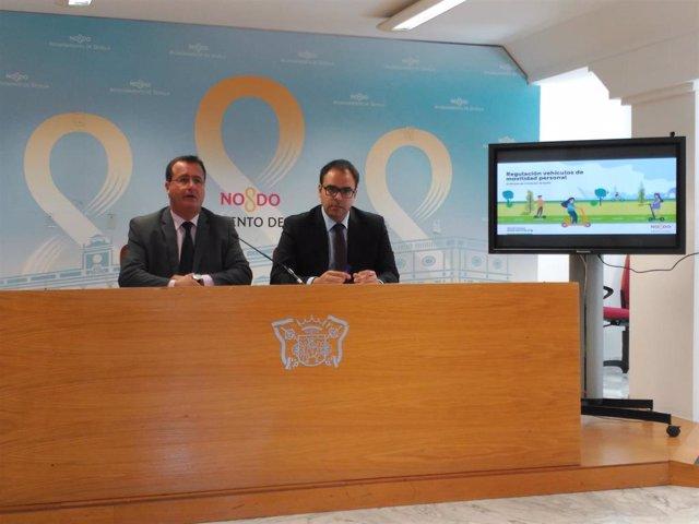 Sevilla.-La nueva ordenanza fija requisitos para patinete eléctrico en carril bi