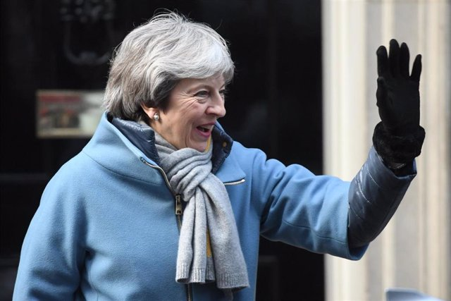 UK cabinet meeting in London