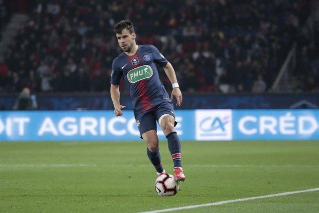 FOOTBALL - FRENCH CUP - PSG v DIJON