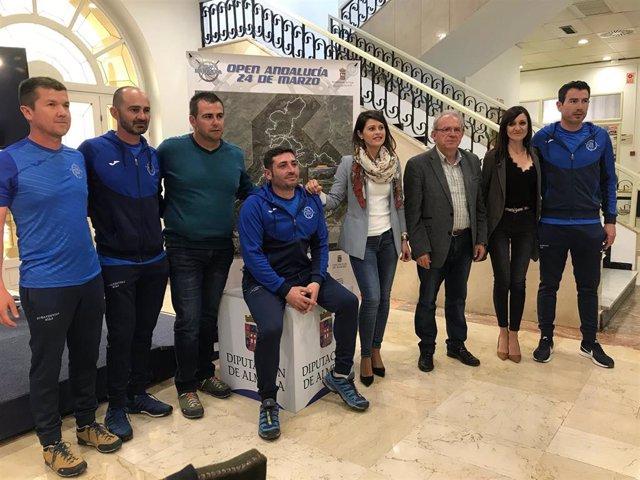 La carrera 'Vícar Bárbara' se disputará el domingo 24 de marzo en el municipio.