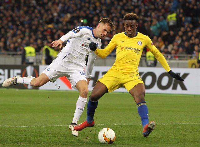 UEFA Europa League - FC Dynamo Kyiv vs Chelsea