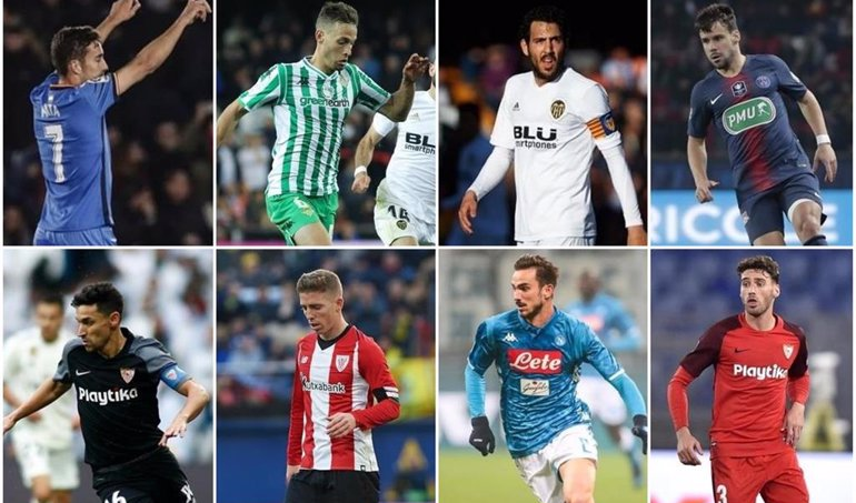 Analizamos a las ocho novedades de la última lista de Luis Enrique · Fútbol ecc265e2e3b